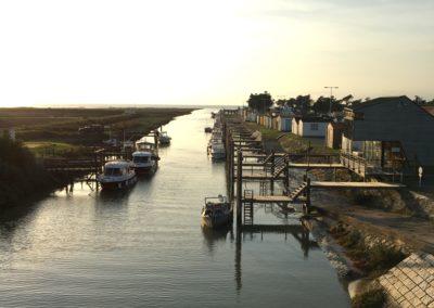 Port du Collet, les Moutiers en Retz