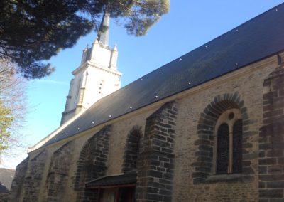 Eglise des Moutiers en Retz